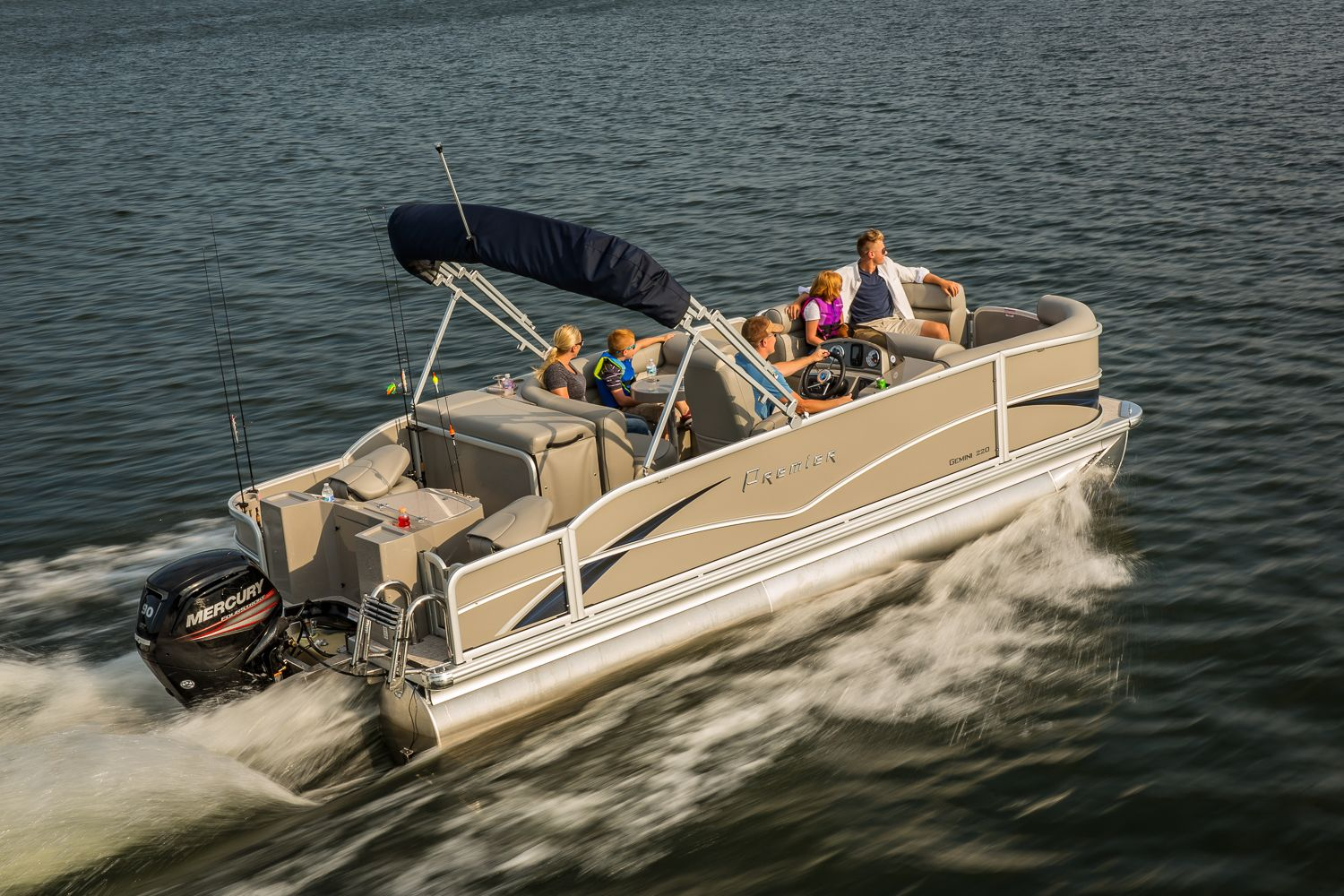 Pontoon rentals brainerd lakes area mn lake fun rentals for Fishing boat rental